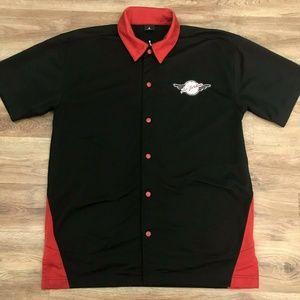 7fed6cbc758cb7 Air Jordan Warm Up Shooting Shirt Jersey